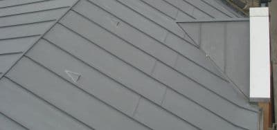 Zinc roof installation and repair Tipperary