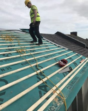 Roofers in Limerick