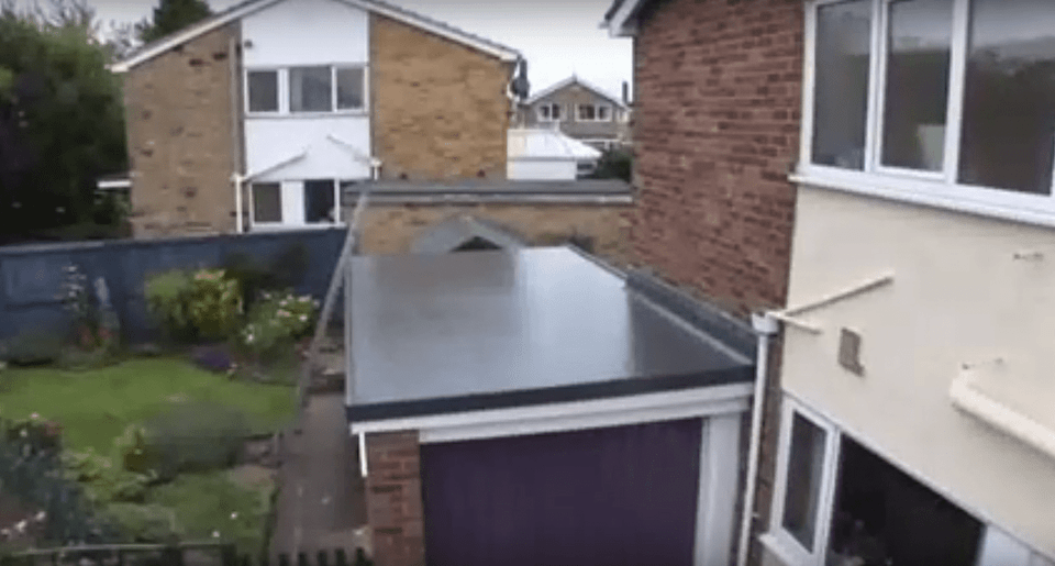 Fibre Glass Flat Roofs Cork, Limerick, Tipperary, Clare and Galway